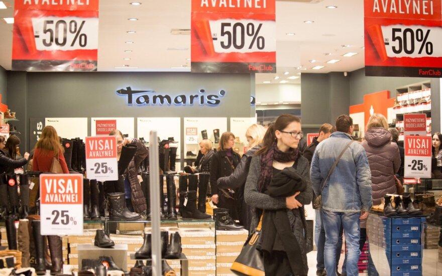 Две Литвы просматриваются ярче сквозь призму покупок