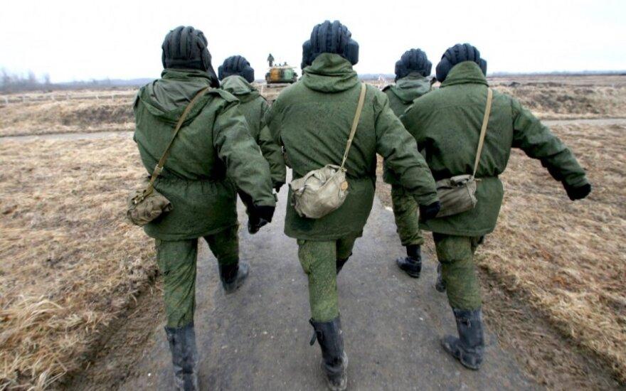 Российские войска возвращаются к украинской границе
