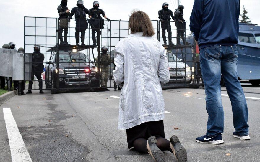 """Глава ОБСЕ призвал Беларусь к диалогу, чтобы избежать """"кошмара"""""""