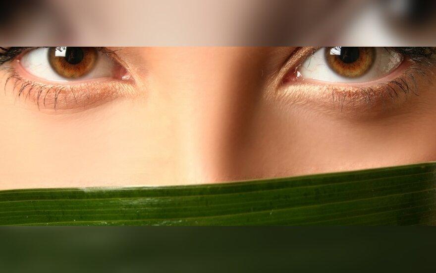 Самый сексуальный цвет глаз