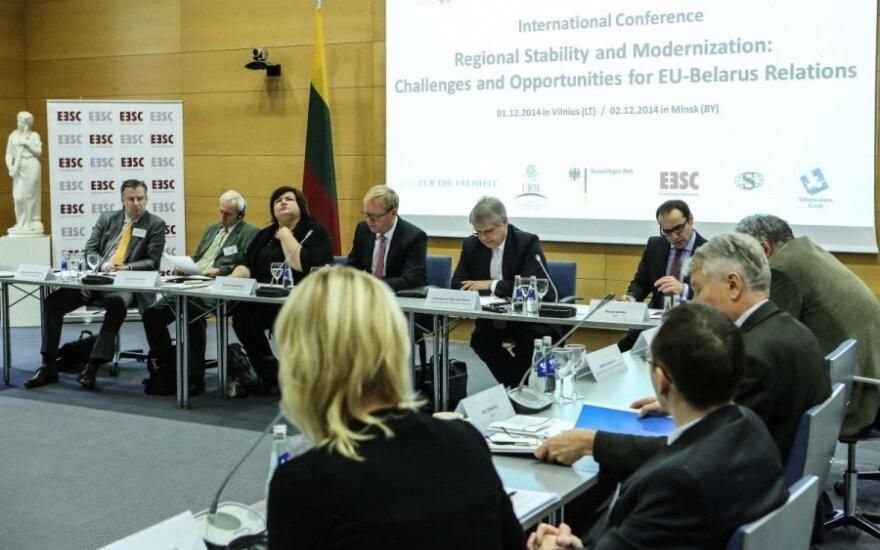 Минский форум: Беларусь - в центре конфронтации между Россией и Западом
