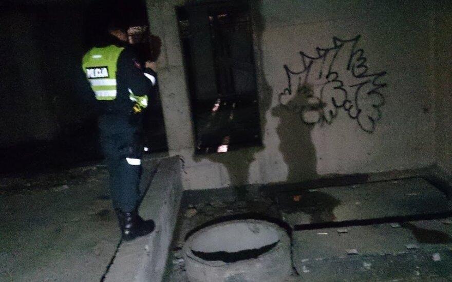 """Женщина, обнаруженная в каунасском здании-""""привидении"""", была убита"""