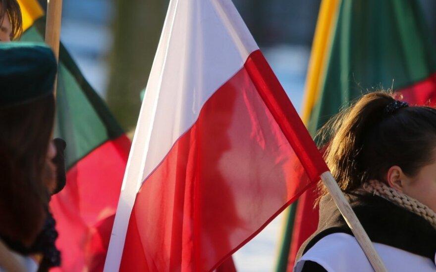 Polacy na Litwie dołączają do Marszu poświęconego 25 - leciu Odzyskania Niepodległości