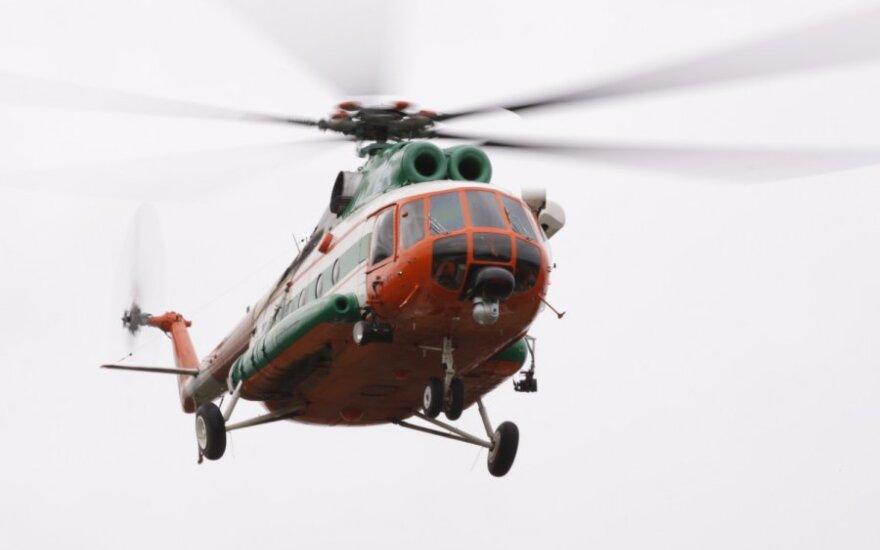 Опознаны 10 погибших при крушении Ми-8, на котором чиновники готовили рыбалку для Путина