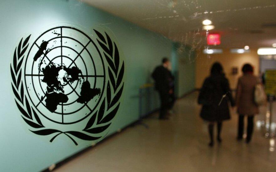 Официальный Минск бросил вызов Организации объединенных наций