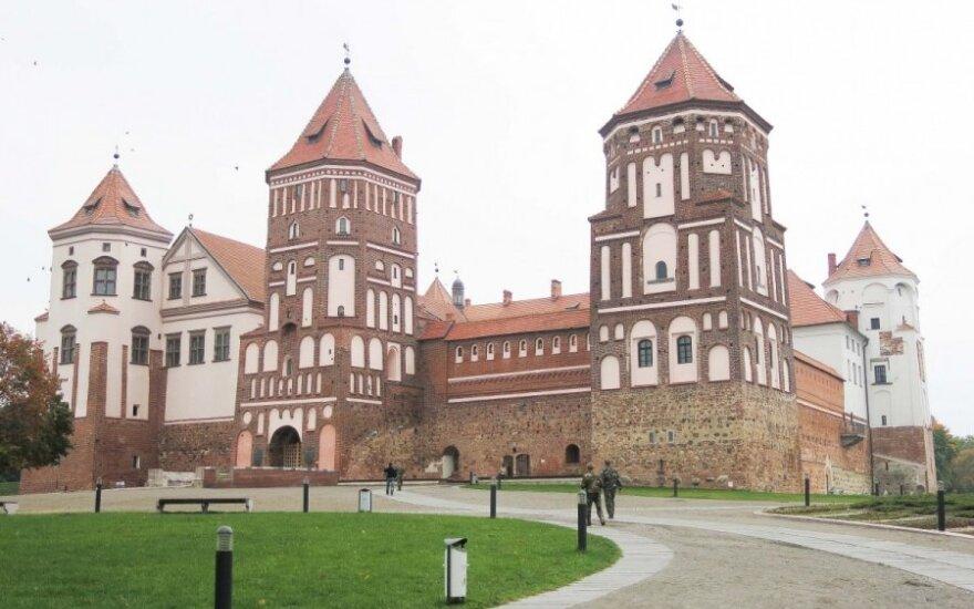Разные времена Мирского замка: резиденция, руины, гетто, общежитие, музей