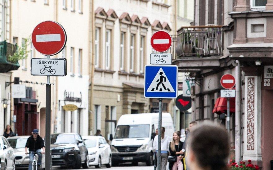 Новый порядок движения в старом городе: нарушений стало больше, предпринимателей беспокоит доставка товаров