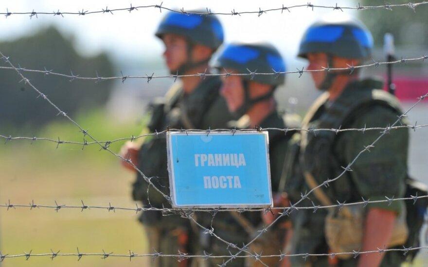 Rusijos kariai Padniestrėje