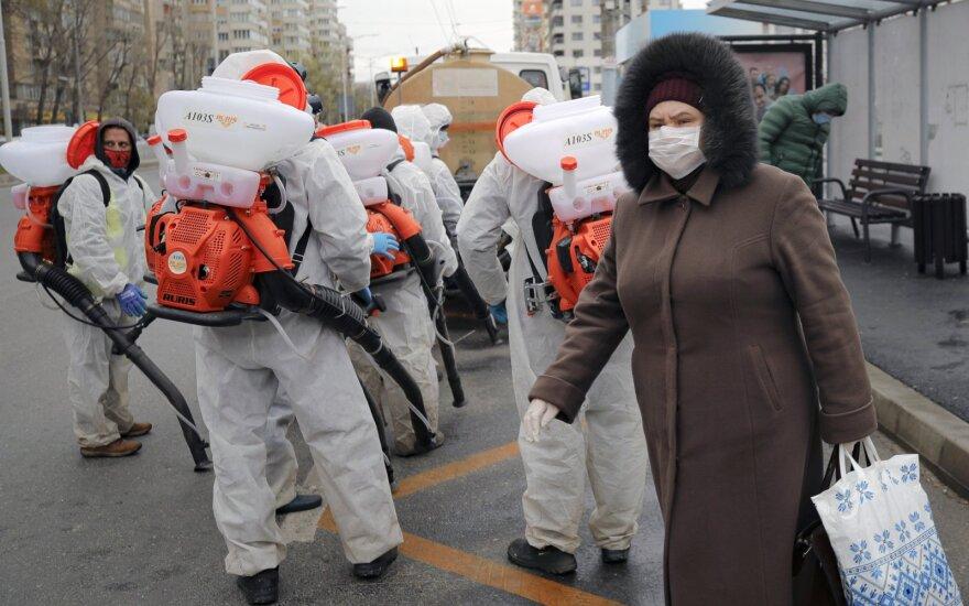 В мире уже больше одного миллиона инфицированных
