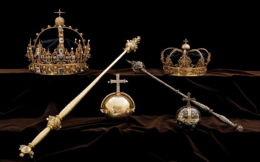 Из собора в Швеции украли короны