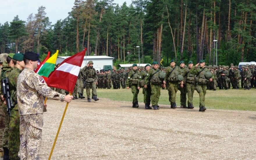 """Литва призывает ЕС создать """"военный Шенген"""""""