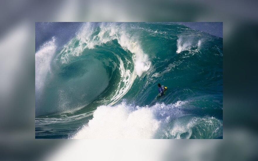 Климатологи: вода в океане поднимается втрое быстрее