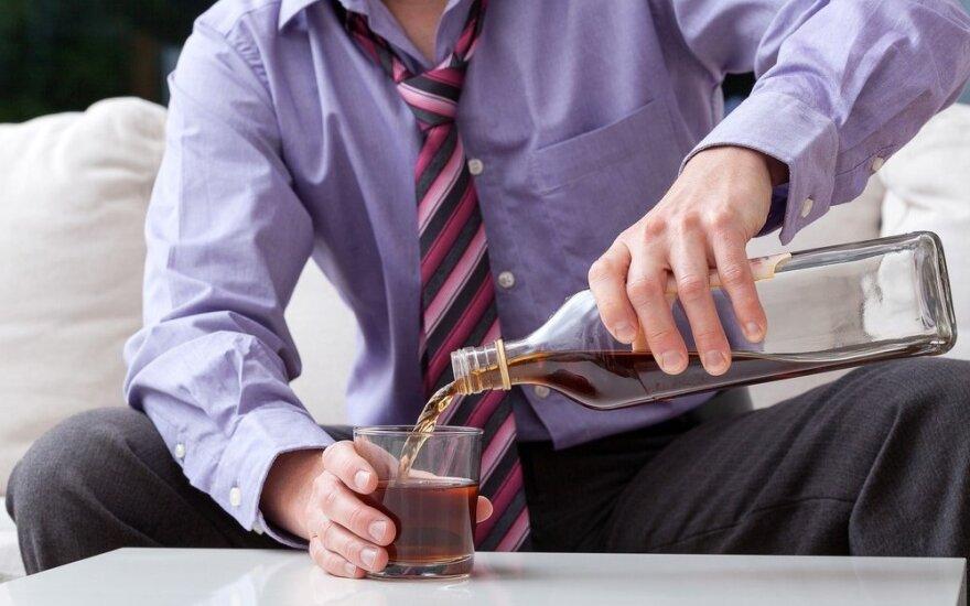 Минздрав Литвы подготовил поправки о запрете на рекламу алкоголя в Интернете