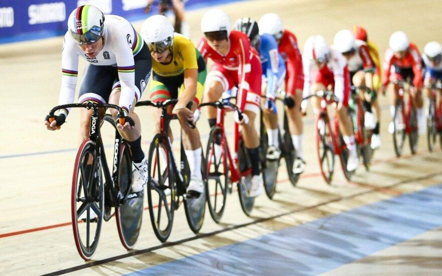 Премьер-министр: Литва готова принять Чемпионат Европы по велотреку