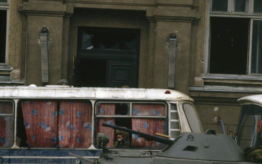 Литовские пограничники и таможенники в суде вспоминали советский террор
