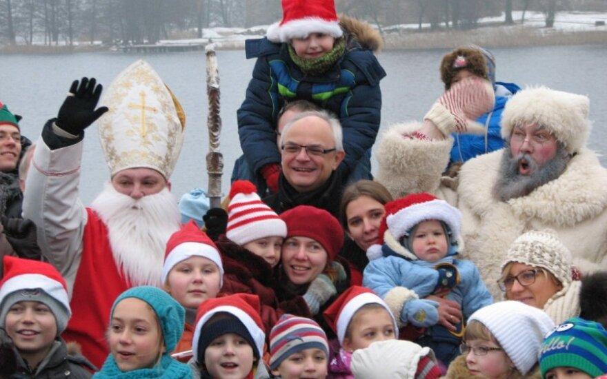 Św. Mikołaj w Trokach