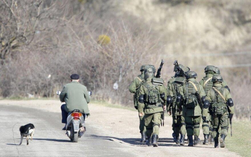 Подсчитано, сколько российских солдат незаконно находятся в Крыму