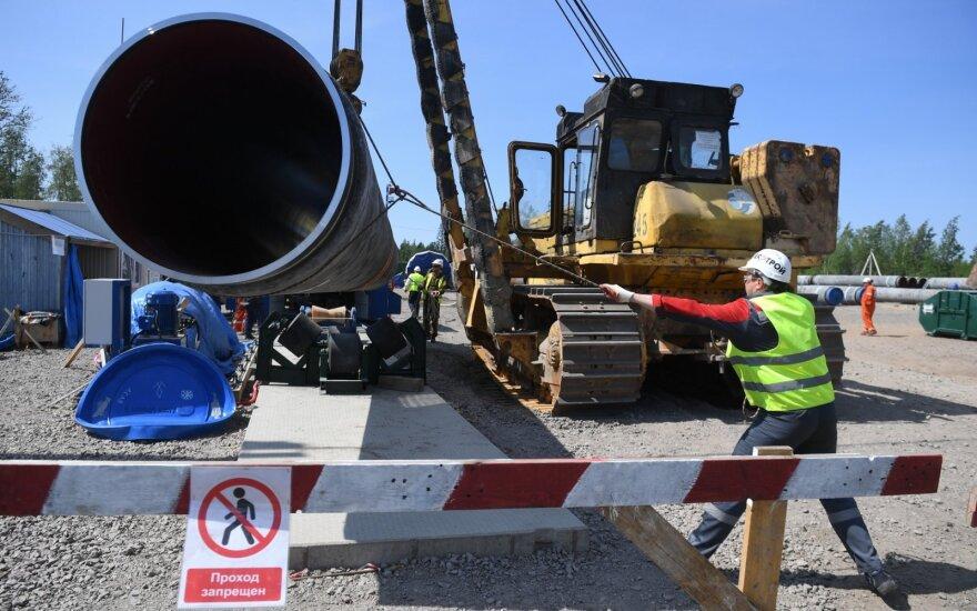 Литва примет участие в делах о Nord Stream в Общем суде ЕС