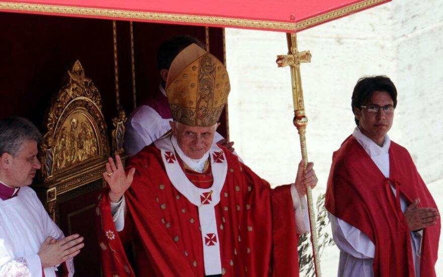 Ks. Byliński: Słowo na Niedzielę Palmową
