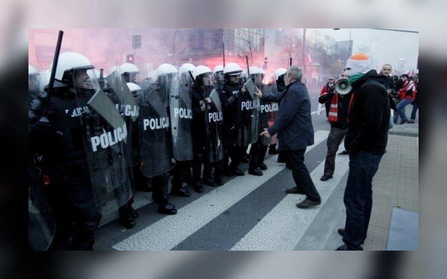 В Варшаве запретили марш националистов в день 100-летия независимости Польши