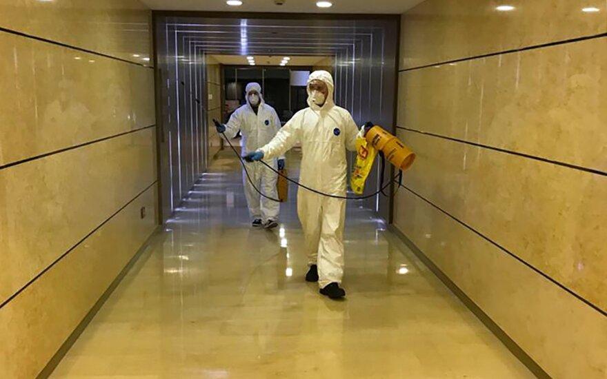Число заболевших коронавирусом в России увеличилось на 440 человек, 7 умерли