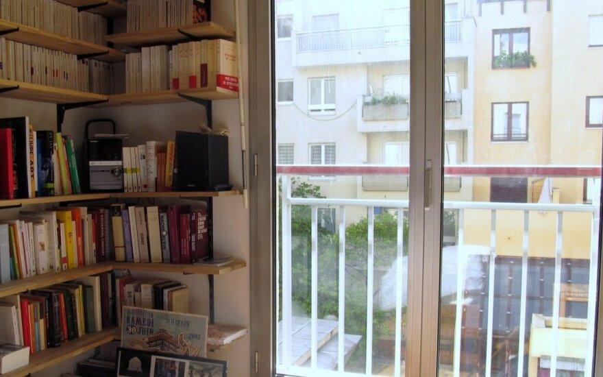 Для желающих иметь собственное пространство – небольшие квартиры за 100 000 литов