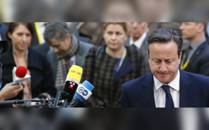 Co wspólnego ma brytyjski premier z polską aferą taśmową?