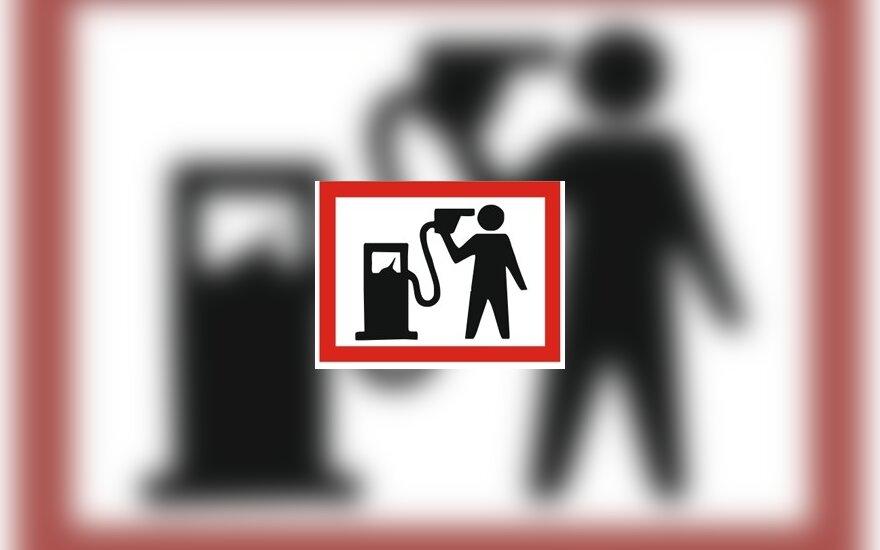 """Акция """"Стоп-бензин!"""". Фото - """"Белорусские новости"""""""