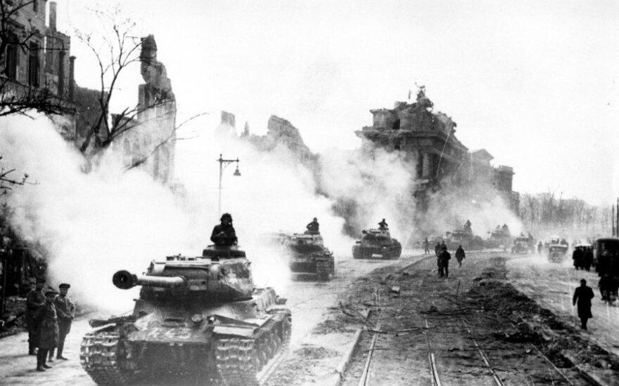 Berlynas. 1945-ieji.