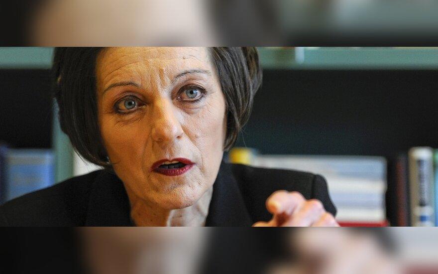 Herta Muller, Nobelio premijos laureatė