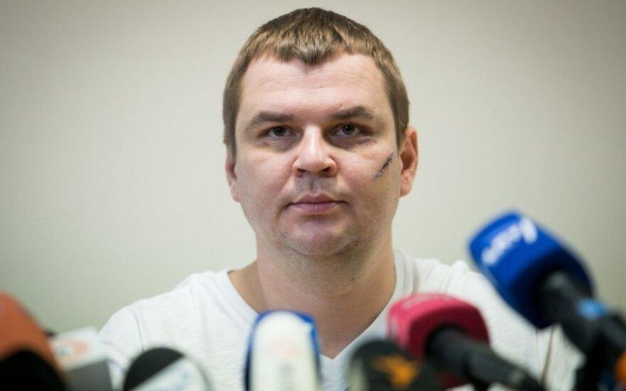 Лечение Булатова в Литве закончено - едет в Германию