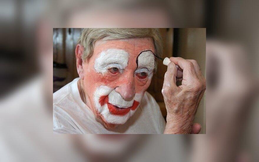 В США в возрасте 98 лет скончался старейший в мире клоун