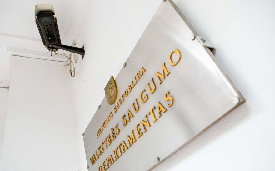 Шукис подал в суд на ДГБ Литвы