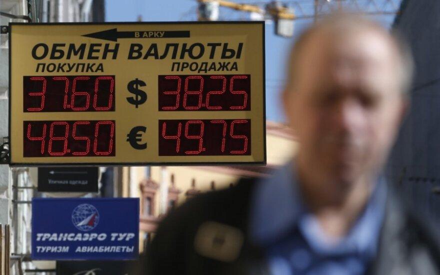 Tani rubel ratuje rosyjski budżet przed spadkiem wpływów ze sprzedaży ropy