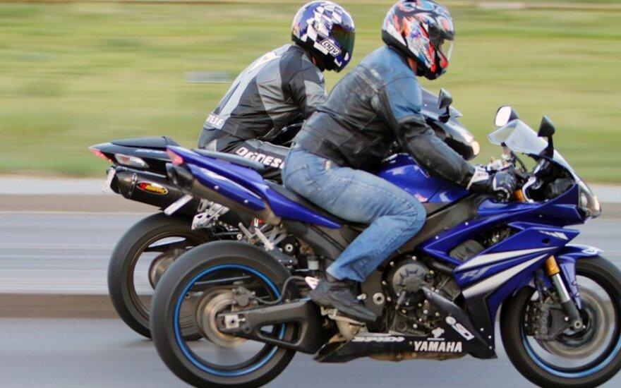 Motociklai, britvos, Yamaha, greitis, moto