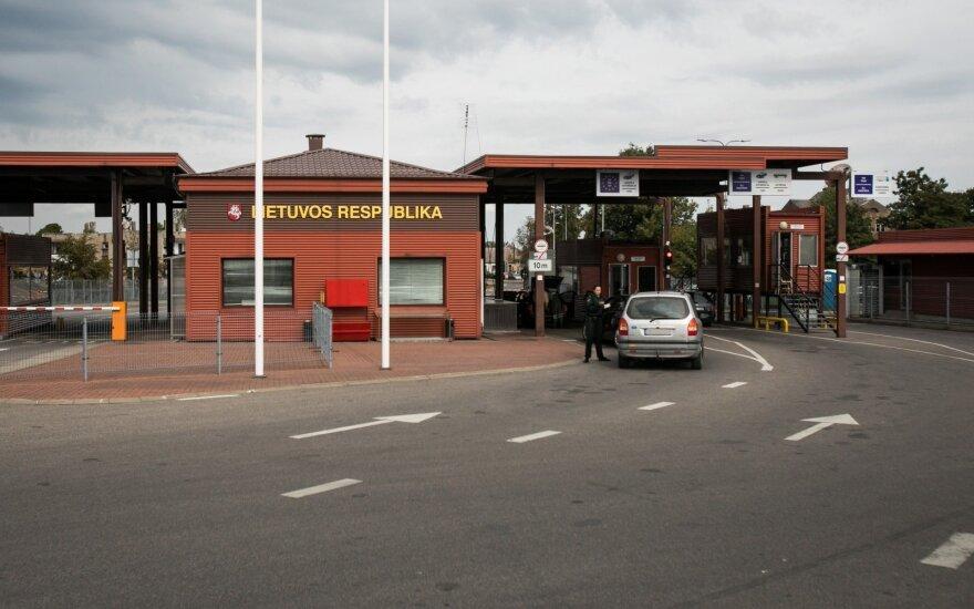 Panemunė border checkpoint