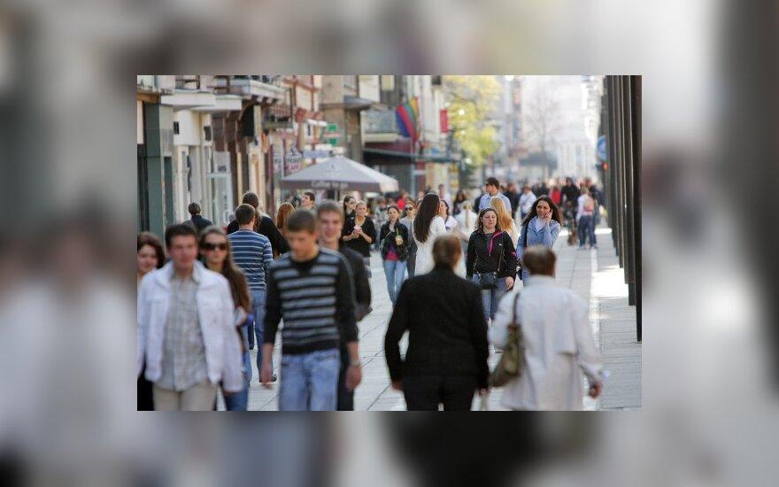 В Каунасе начался праздник города