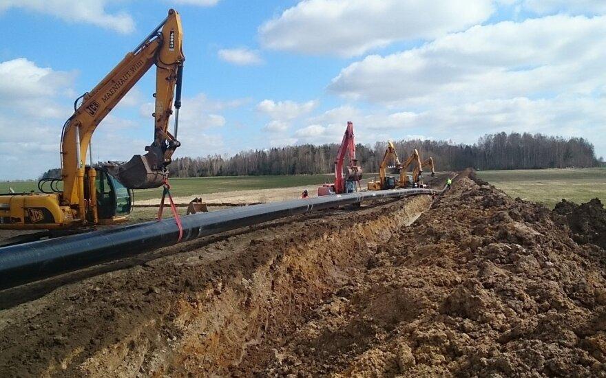 Amber Grid попросит продлить договоры финансирования газопровода с Польшей