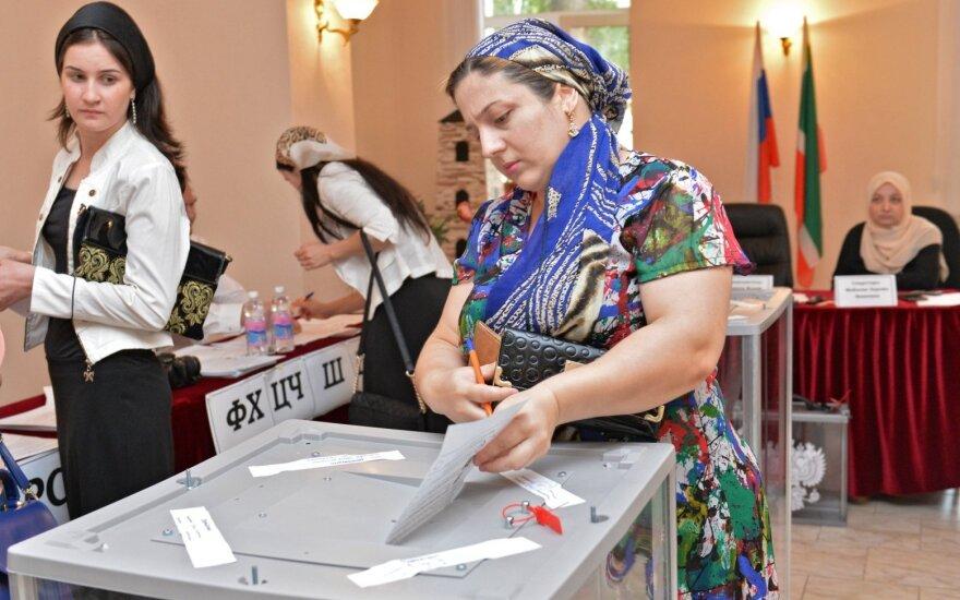 Опрос: россияне стали меньше интересоваться выборами