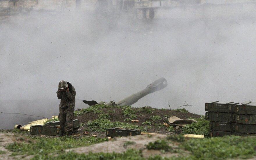 ООН сообщила о гибели более 30 человек в результате боев в Нагорном Карабахе