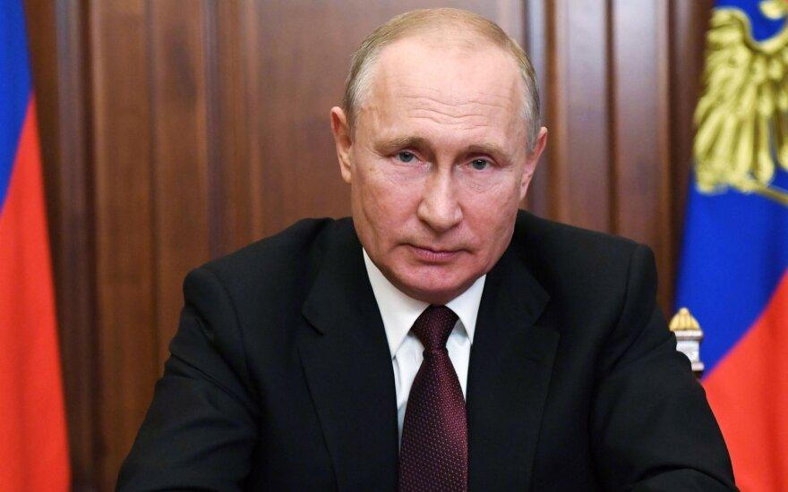 Путин обратился к россиянам: общество не растерялось в условиях коронавируса