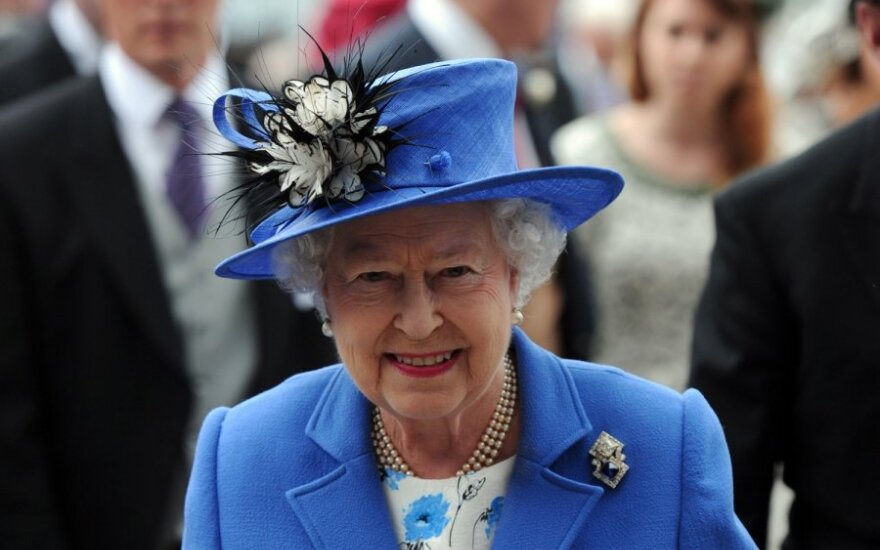 В Лондоне отметили 60-летие коронации Елизаветы II
