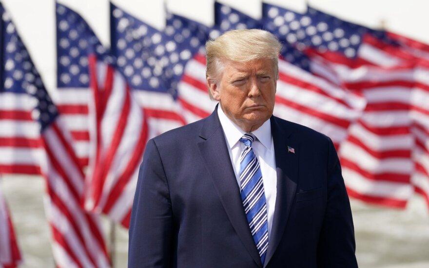 Трамп: настали страшные времена, впереди 2-3 тяжелые, болезненные недели