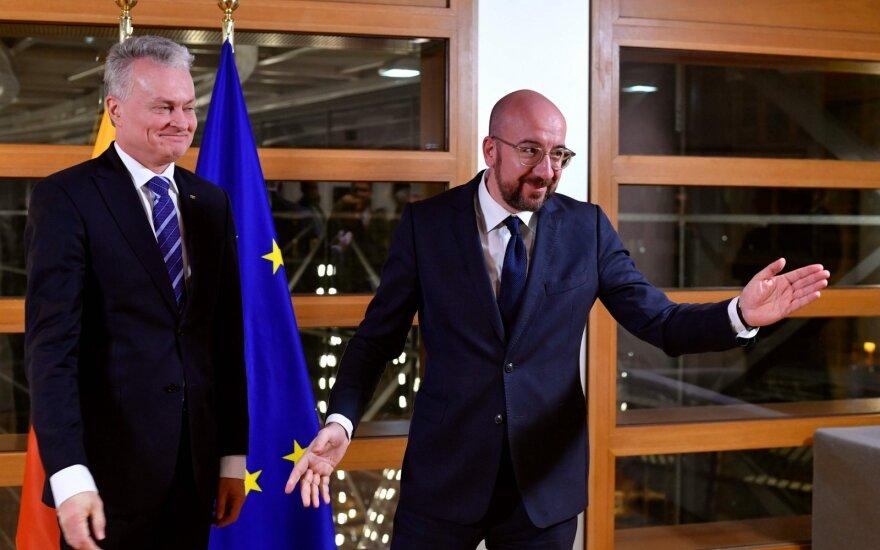 Науседа сомневается, что на следующей неделе удастся договориться о бюджете ЕС