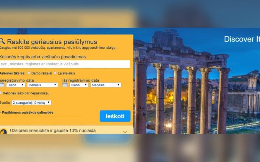 Booking.com учреждает в Литве центр обслуживания клиентов