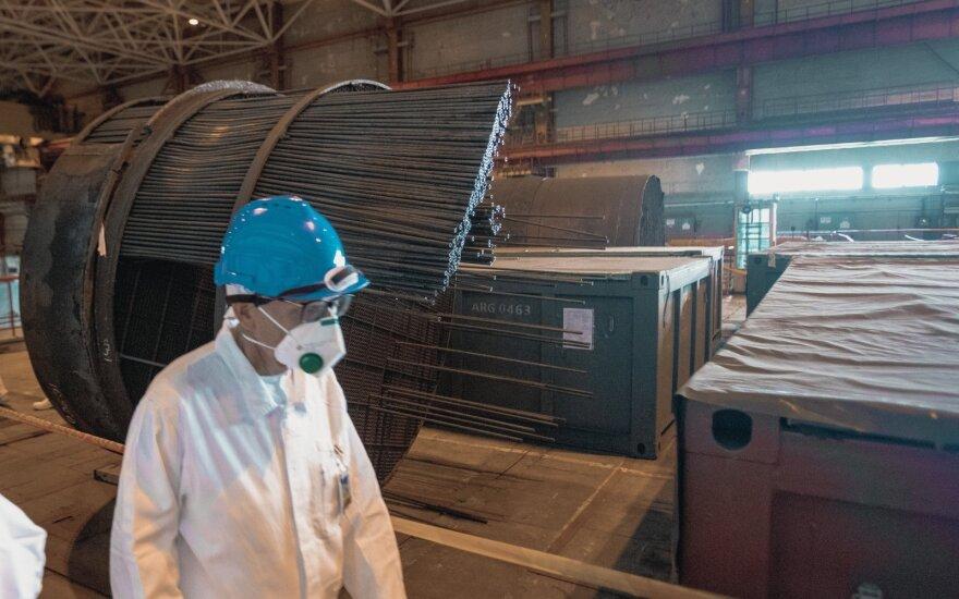 На Игналинской АЭС готовятся к частичному демонтажу оборудования второго реактора