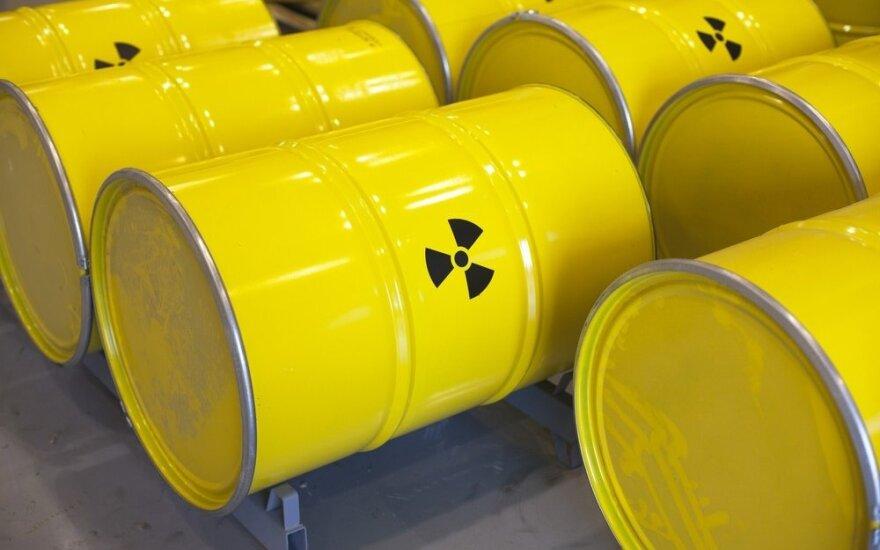 Branduolinės atliekos