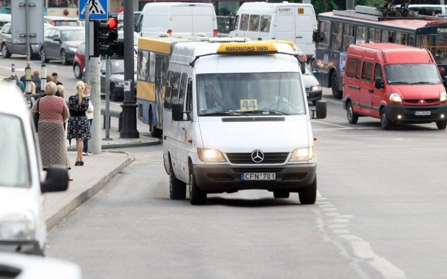 Вильнюсцы подсчитывают, сколько будет стоить дорога на работу после транспортной реформы