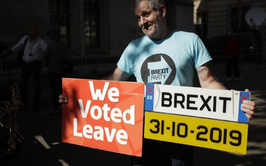"""Лондону назвали крайний срок для подачи предложений по сделке о """"Брекзите"""""""
