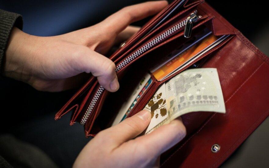 Литовские работодатели самые жадные в Европе: работники сами виноваты, что зарплаты у них низкие